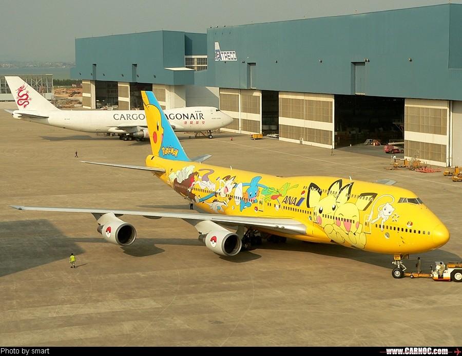 Re:热烈欢送ANA彩绘皮卡秋返日本!!!!!! BOEING 747-200 JA8957