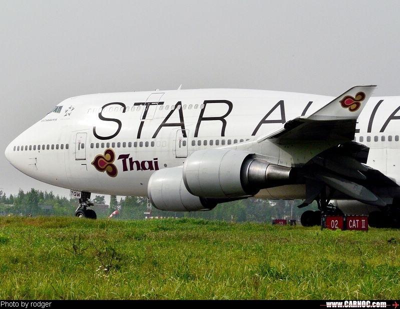 Re:[原创]星空联盟--欢迎大家跟帖 BOEING 747-400