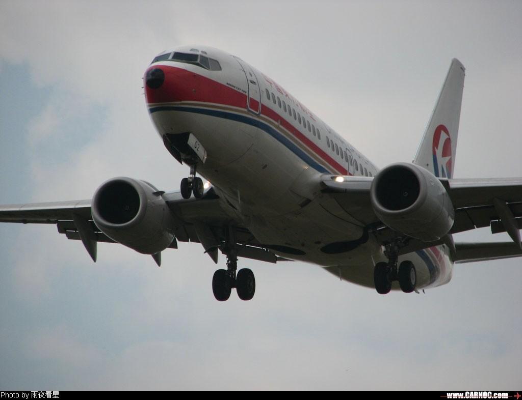 [原创]昆明机场晴转大雨 BOEING 737-700