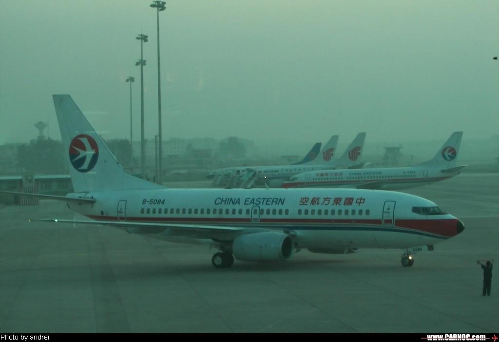 Re:[原创]KMG-CTU-TSN  BOEING 737-700   中国昆明巫家坝机场