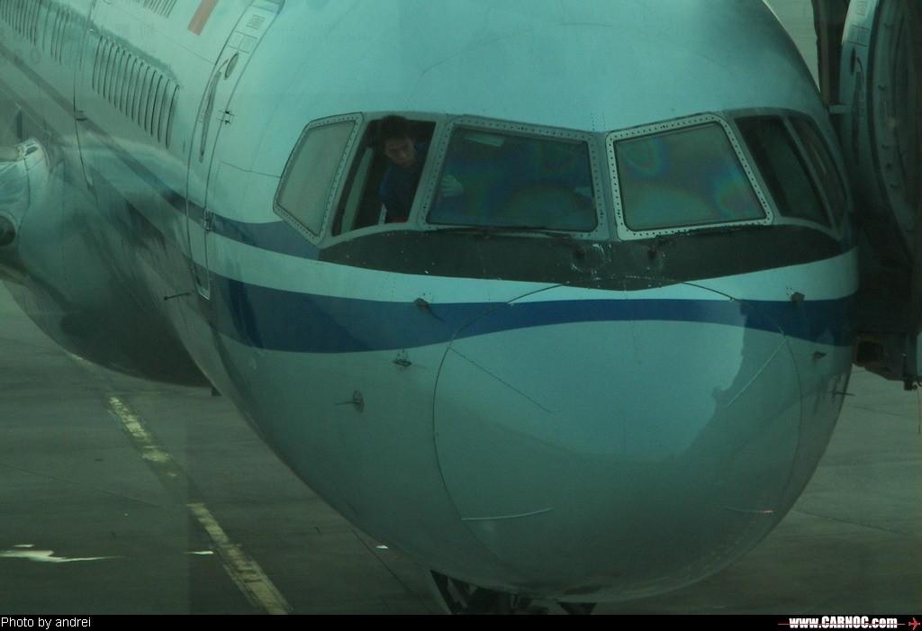 Re:[原创]KMG-CTU-TSN  BOEING 757-200   中国昆明巫家坝机场