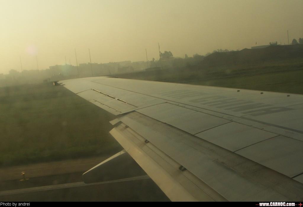 Re:[原创]KMG-CTU-TSN  BOEING 737-300