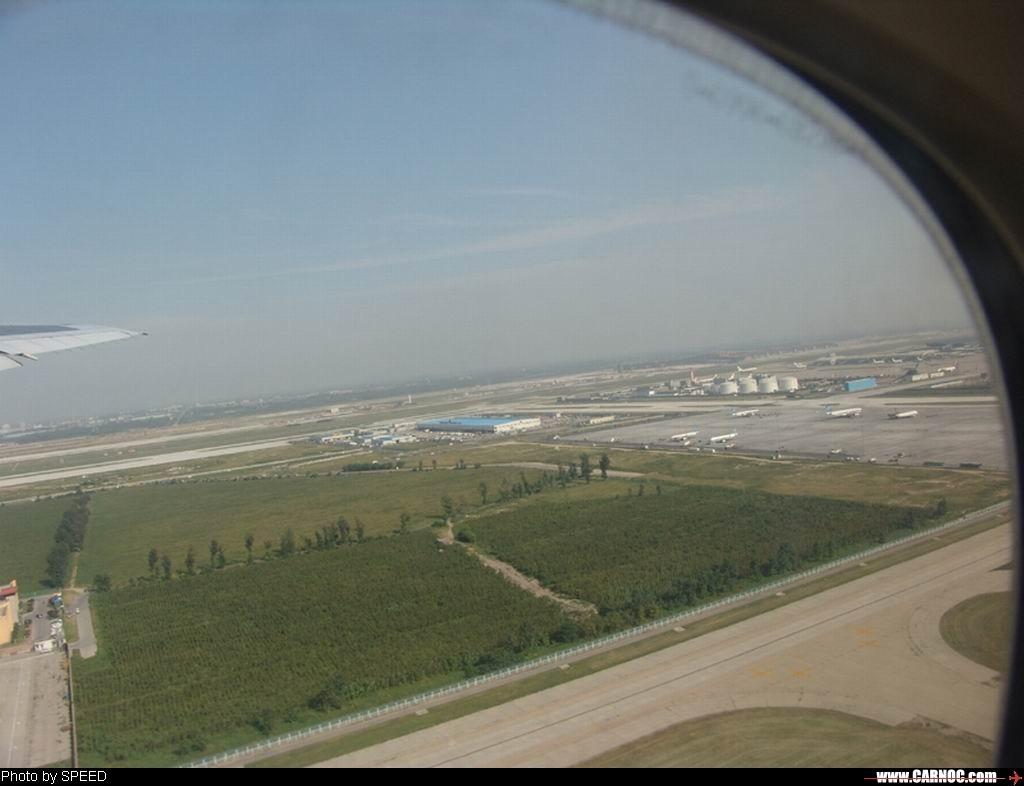 Re:一年机场的变化    中国北京首都机场