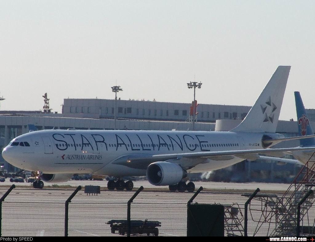 Re:[原创]星空联盟--欢迎大家跟帖 AIRBUS A330-200 OE-LAO