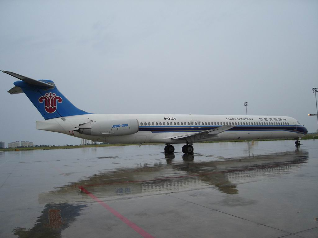 "Re:[原创]让我一次""麦""个够!献给所有喜欢MD的人! MCDONNELL DOUGLAS MD-80-82"