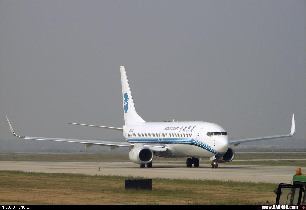 Re:[原创]天津最多的飞机-737(庆祝自己升737) BOEING 737-800