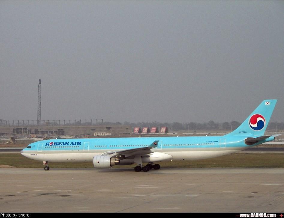 Re:[原创]干净的飞机,阴霾的天气 AIRBUS A330-300