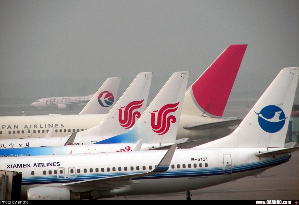 Re:[原创]中日韩齐聚天津    中国天津滨海机场
