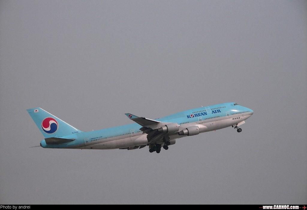 Re:[原创]两组747起飞 BOEING 747-400   中国天津滨海机场