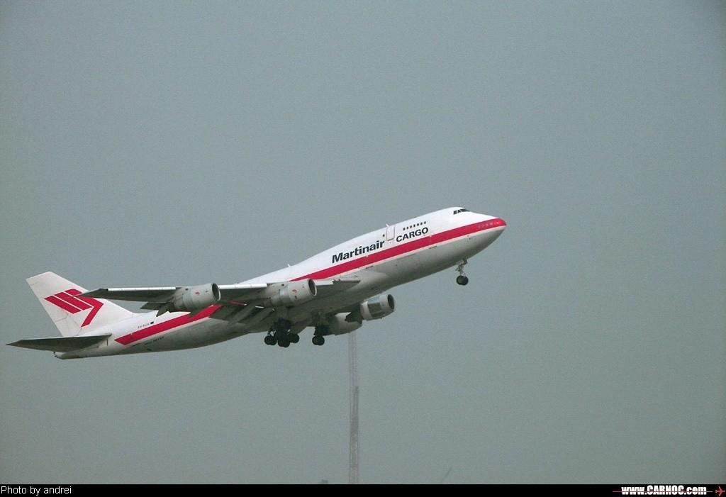 Re:[原创]两组747起飞 BOEING 747-300   中国天津滨海机场