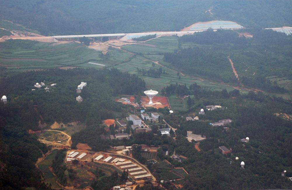 云南天文台