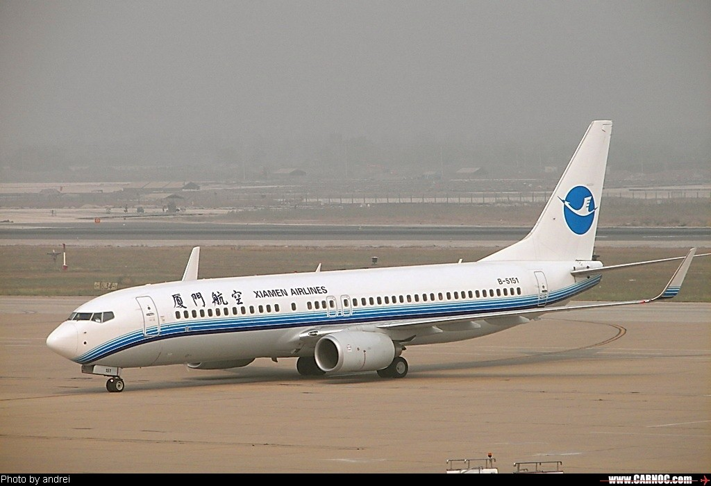 Re:[原创]两张厦航白鹭 BOEING 737-800 B-5151