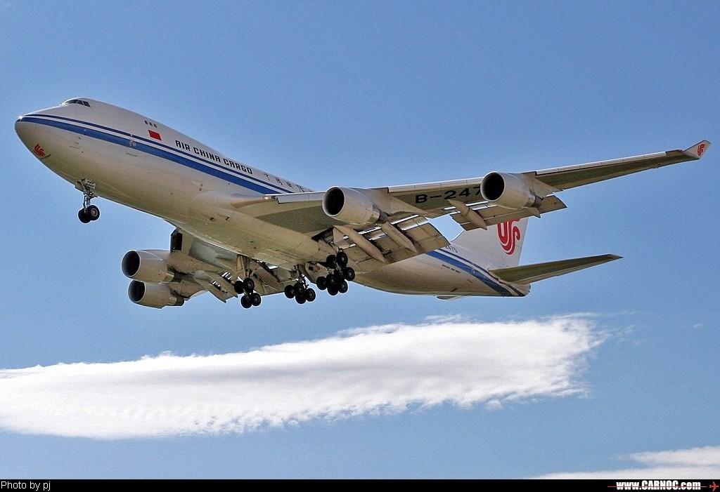 Re:[原创]……国航B747专集…… BOEING 747-400 B-2475  中国北京首都机场