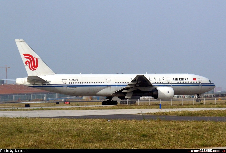 Re:10月10日PEK东跑道拍机(国内篇) BOEING 777-200   中国北京首都机场