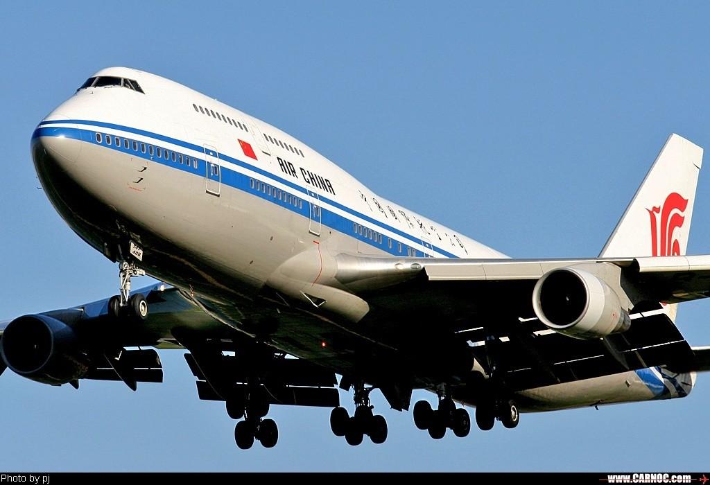Re:[原创]……国航B747专集…… BOEING 747-400 B-2467  中国北京首都机场