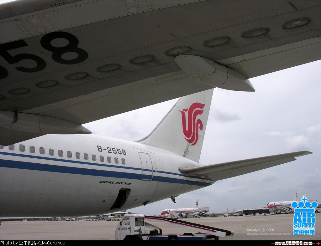 Re:[CASG]国航767PK东航767PK上航767PK海航767 BOEING 767-300