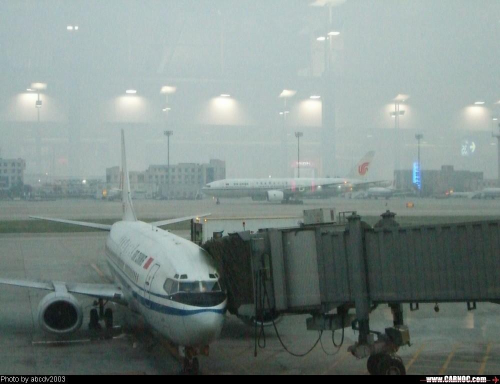 Re:[原创]北京-呼和浩特-北京48小时游记(一) BOEING 737-300