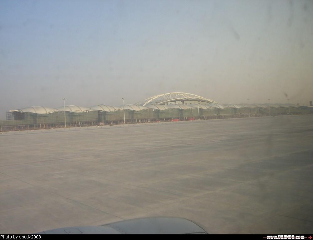 Re:[原创]北京-呼和浩特-北京48小时游记(一)    中国呼和浩特白塔机场