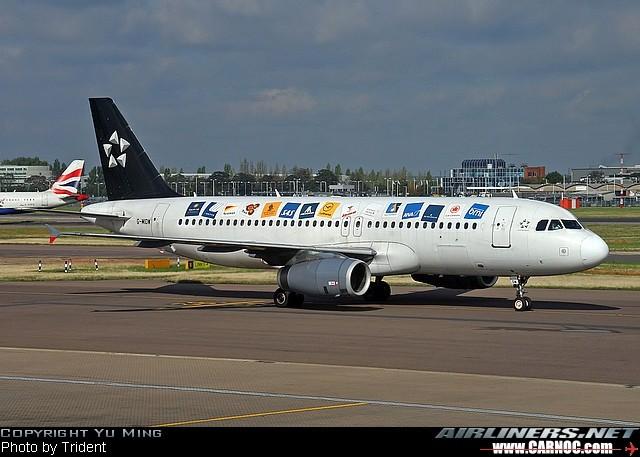 Re:[原创]星空联盟--欢迎大家跟帖 AIRBUS A320-200