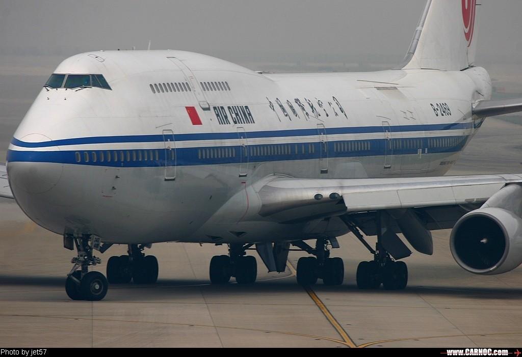 Re:[原创]……国航B747专集…… BOEING 747-400 B-2469