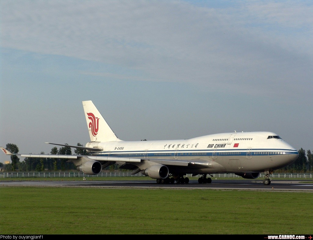 Re:[原创]……国航B747专集…… BOEING 747-400 B-2456
