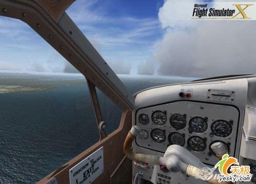 [原创]微软模拟飞行 10 正式发布了哈 2DVD光盘