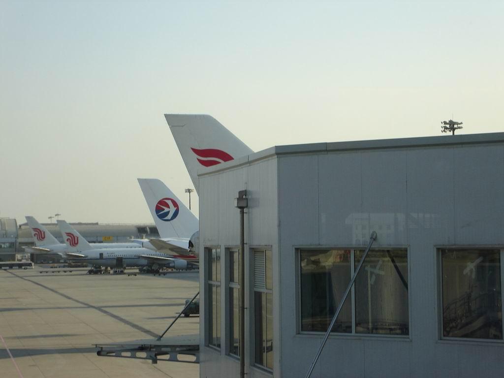 Re:[原创]首都机场随拍