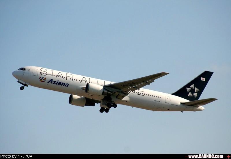 Re:[原创]星空联盟--欢迎大家跟帖 BOEING 767-300 HL7516  Taiwan TAIPEI SHEK