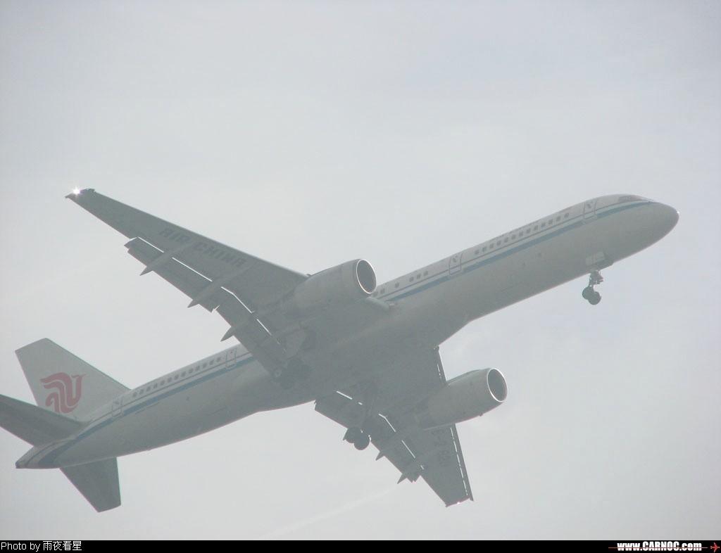 Re:逆光中拍飞机拉烟(庆祝自己升级为757) BOEING 757-200
