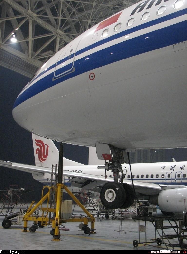 Re:国航330 机库 顶飞机! AIRBUS A330-200 B-6073