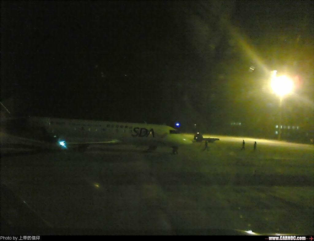 [原创]我也整个悬乎的,猜机场,送飞机 BOMBARDIER (CANADAIR) CRJ-200