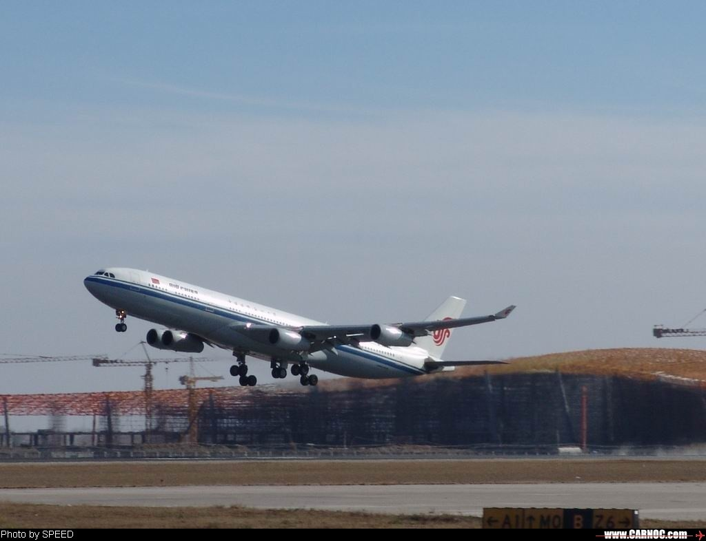 Re:[原创]绝对想念的国航340!不知道它们在上海过得好不好~! AIRBUS A340-300 B-2386