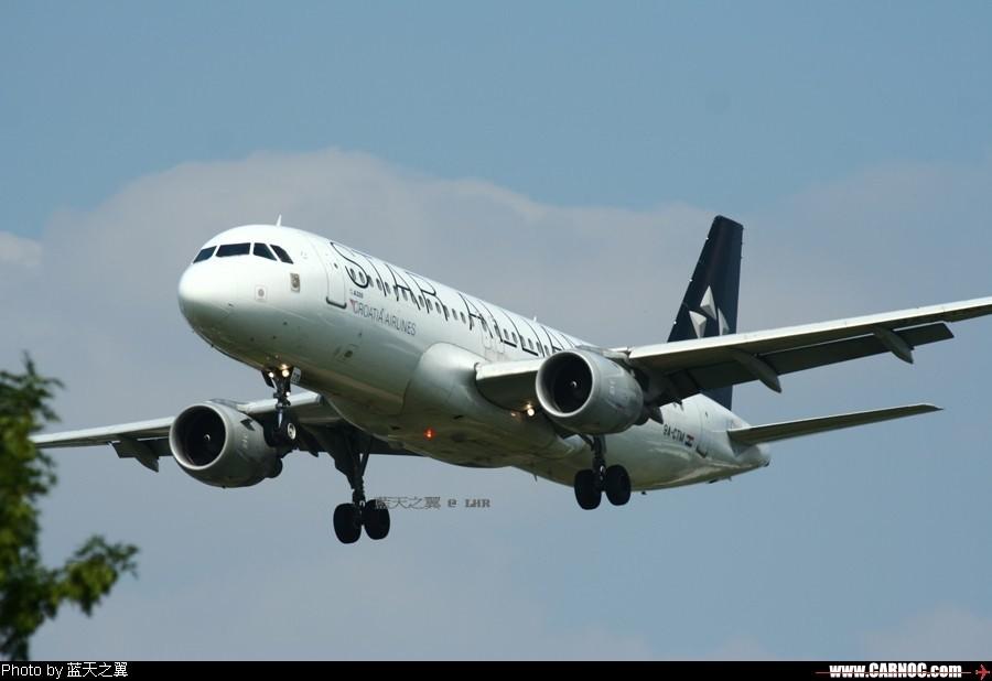 Re:[原创]星空联盟--欢迎大家跟帖 AIRBUS A320-200 9A-CTM