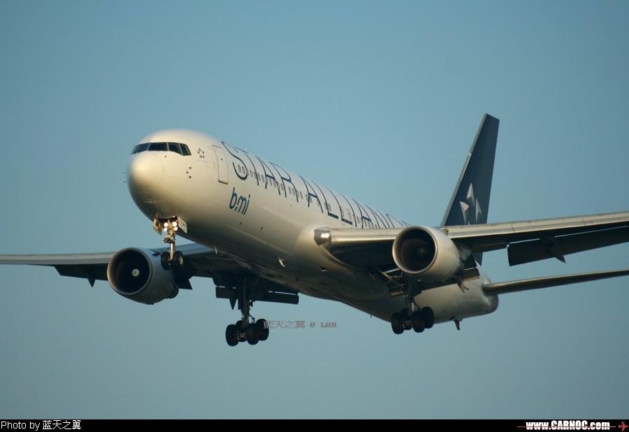 Re:[原创]星空联盟--欢迎大家跟帖 BOEING 767-300 PH-MCV