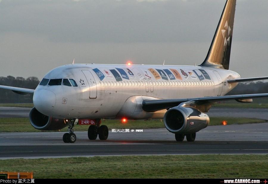 Re:[原创]星空联盟--欢迎大家跟帖 AIRBUS A320-200 G-MIDW