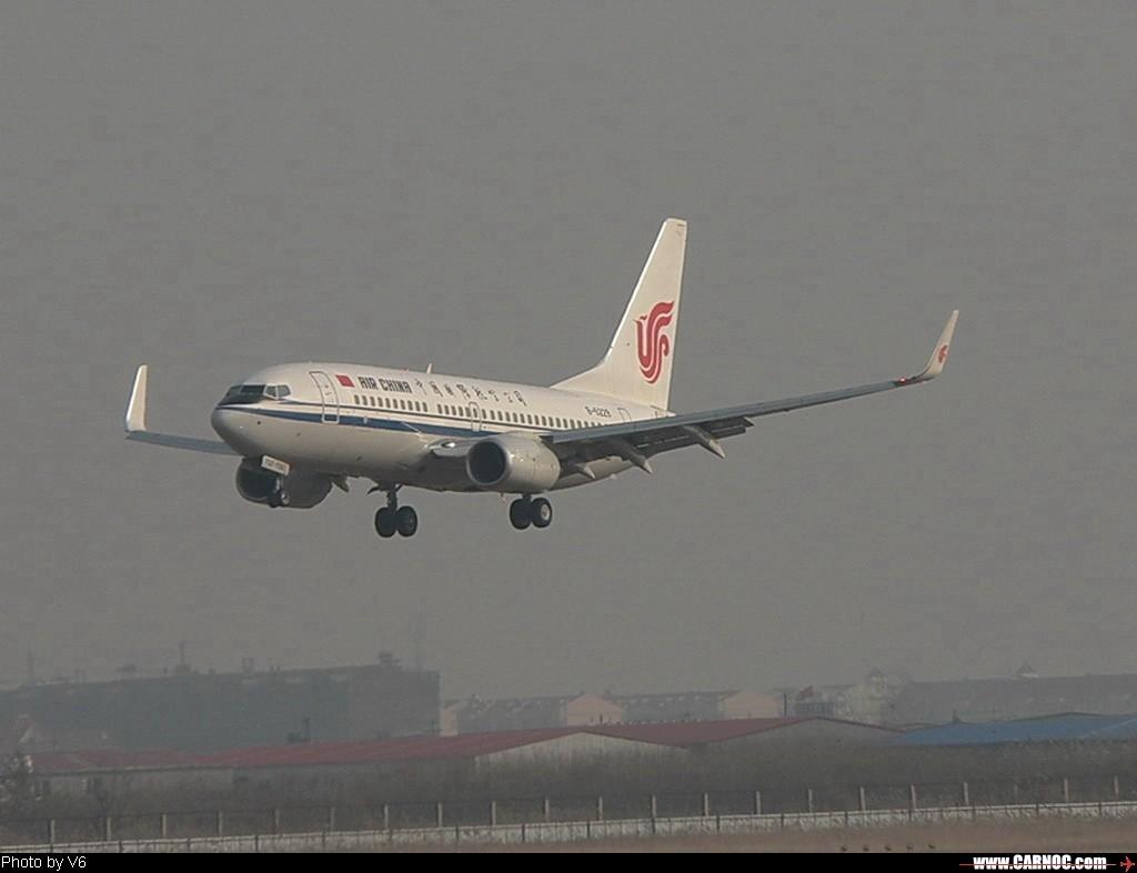 Re:[原创]处女曝…… BOEING 737-700   中国天津滨海机场