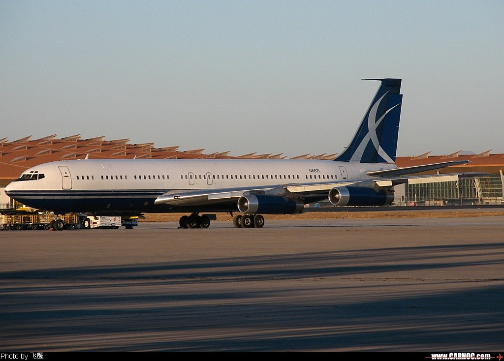 [原创]*****BOEING和MD的>>>第一代喷气客机-----都是经典著作***** BOEING 707