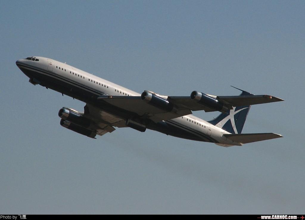 Re:[原创]*****BOEING和MD的>>>第一代喷气客机-----都是经典著作***** BOEING 707