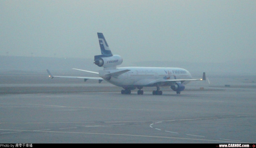 Re:[原创]早早的圣诞老人就来到了北京。 MCDONNELL DOUGLAS MD-11   中国北京首都机场