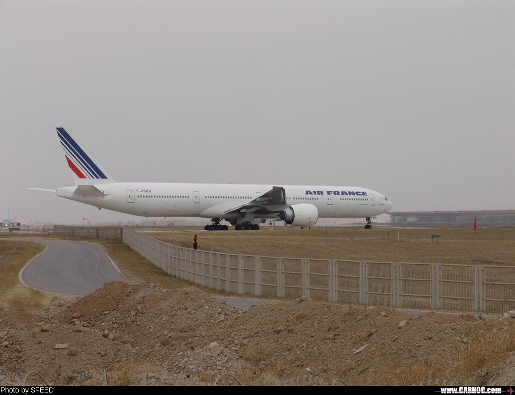 Re:应该是飞北京换机型最多的航空公司了吧 BOEING 747-300 F-GSQB