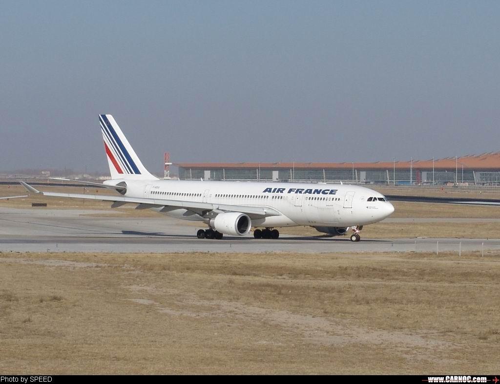 Re:应该是飞北京换机型最多的航空公司了吧 AIRBUS A330-200 F-