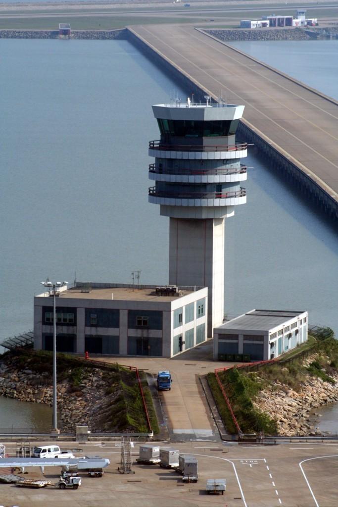 澳门机场_>>[原创]澳门机场拍国内飞机