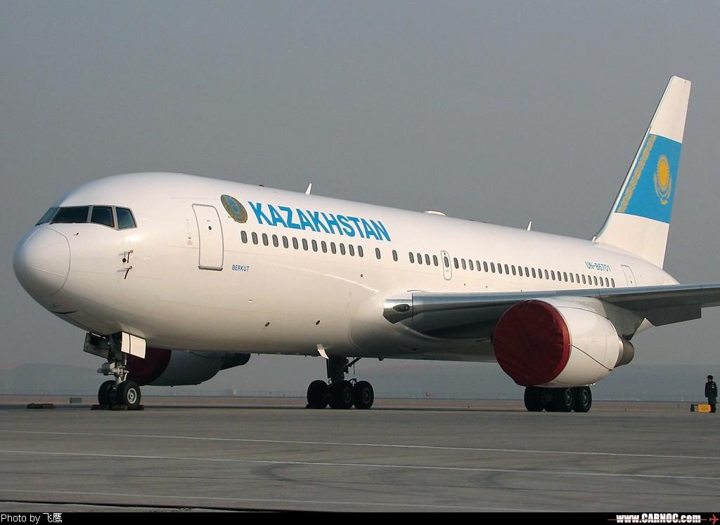 [原创]+++ 哈萨克 ... 767 +++ BOEING 767-300 UN-86701