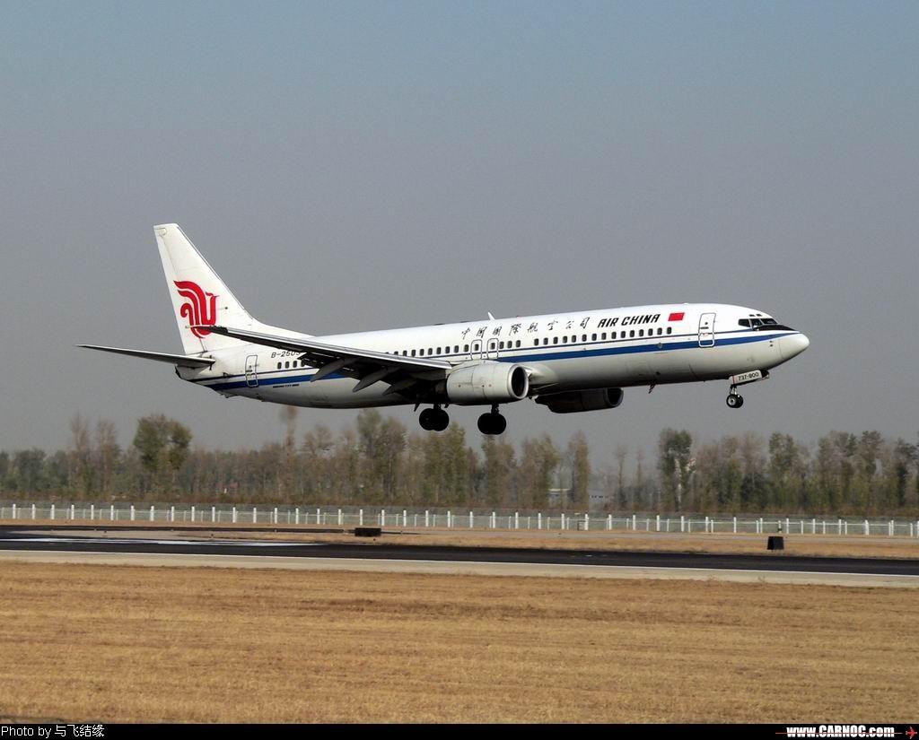 Re:喜欢国航发一组全是国航的飞机照. BOEING 737-800   中国北京首都机场