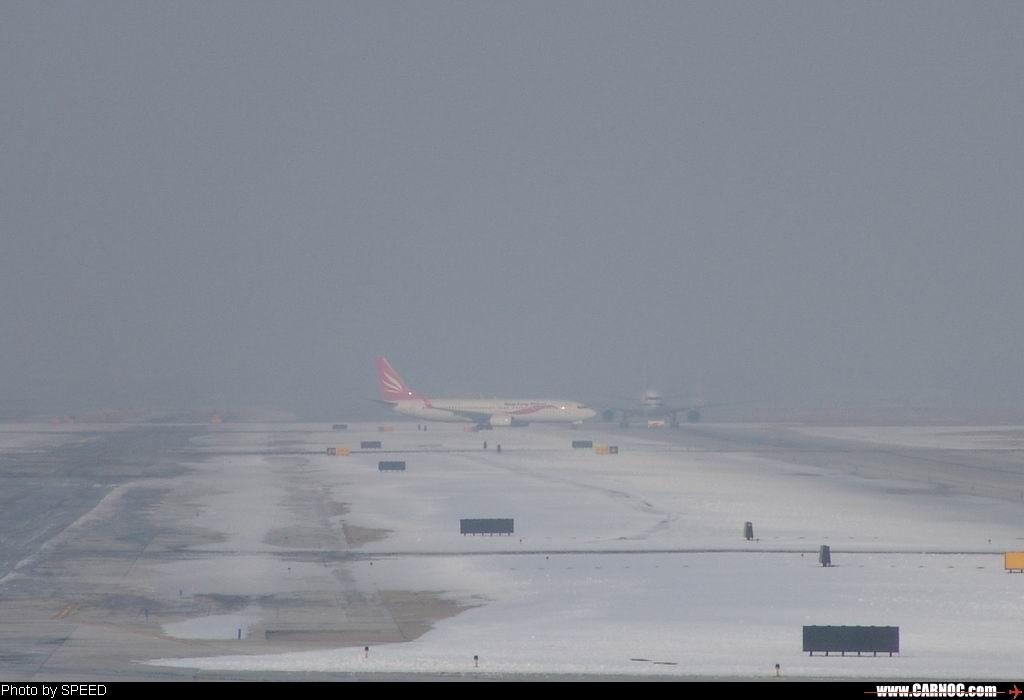 元月1日北京东跑道上发生两件诧异的事, BOEING 767-200