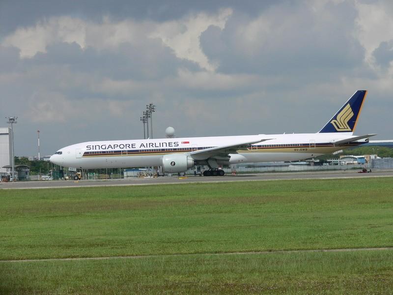 Re:[原创]PVG 新加坡777-300ER