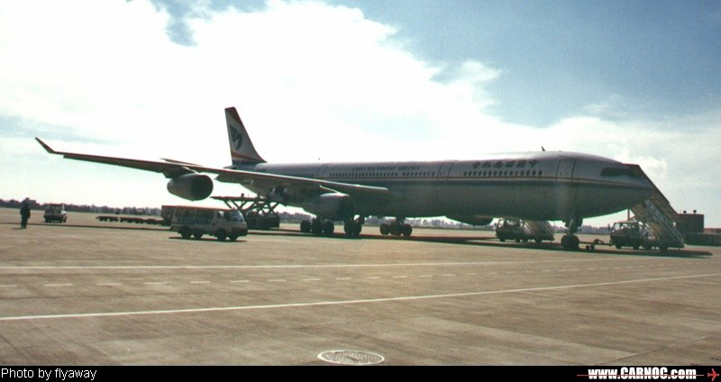 Re:[原创]还记得第一次拍机,也怀念金孔雀    中国昆明巫家坝机场