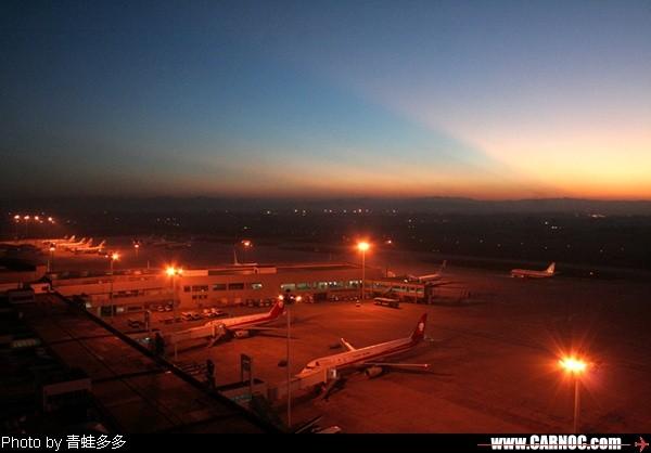 Re:[原创]还记得第一次拍机,昆明机场怀旧篇    中国昆明巫家坝机场