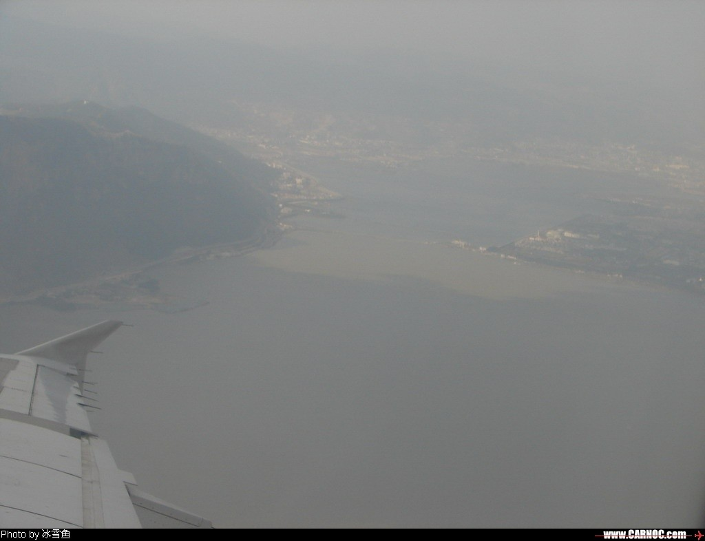 Re:[原创]冰雪鱼1月20日KMG-CSX-NKG    中国昆明巫家坝机场