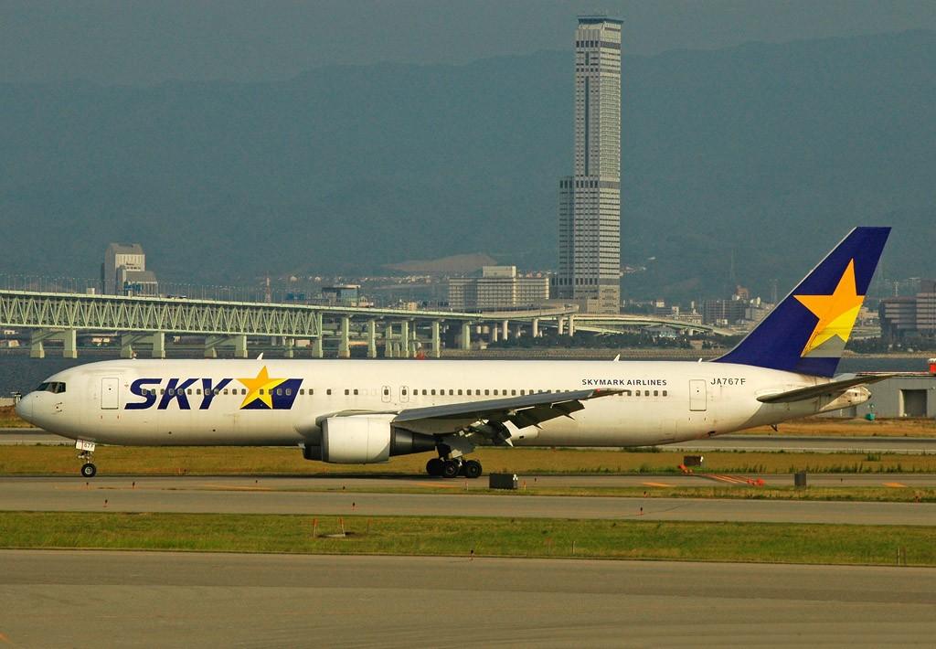 Re:[原创]日本SKYMARK航空在台北….